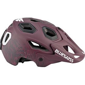 bluegrass Golden Eyes - Casco de bicicleta - violeta